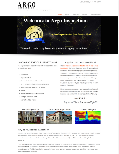 Argo Home Inspections
