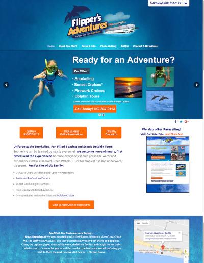 Flippers Adventures