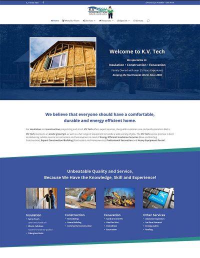 KV Tech Construction