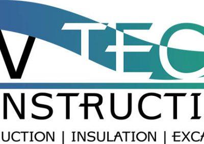 KV Tech Construciton logo