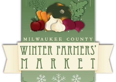 Miwaukee County Winter Farmers' Market Logo