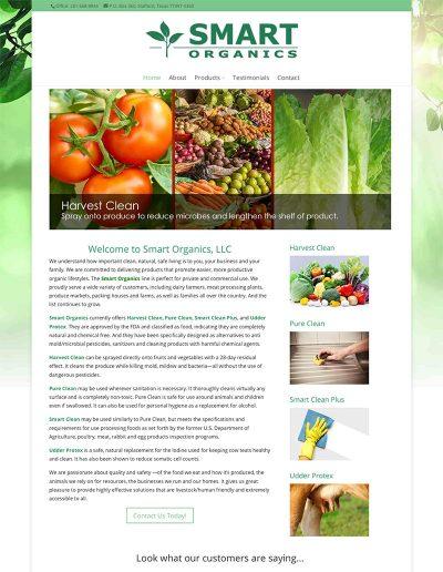 Smart Organics