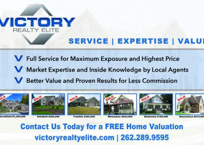 Victory Realty Postcard v1 Front