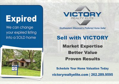 Victory Realty Postcard v2 Front