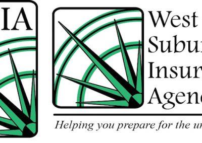 West Suburban Insurance Agency Logo